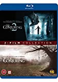 DVD : The Conjuring / The Conjuring 2 [ Blu-Ray, Reg.A/B/C Import - Denmark ]