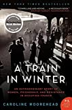 img - for A Train in Winter: An Extraordinary Story of Women, Friendship, and Resistance in Occupied France (The Resistance Trilogy) by Caroline Moorehead (2012-10-23) book / textbook / text book