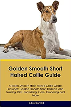 Golden Smooth Short Haired Collie Guide Golden Smooth Short Haired Collie Guide Includes: Golden Smooth Short Haired Collie Training, Diet, Socializing, Care, Grooming, Breeding and More