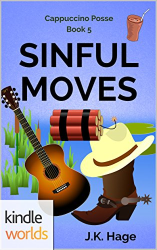 The Miss Fortune Series Sinful Moves Kindle Worlds Novella Cappuccino Posse