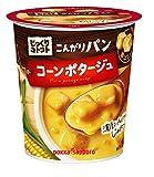 Pokka Sapporo jikkuri kotokoto Soup Kongari Pan Corn Potage Cup of 6
