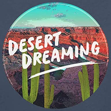 Amazon.com: Desert Dreaming - Baby T-Shirt - 8 Colours - 3 ...