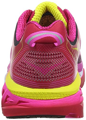 Hoka One One Running Shoes Arahi rosa (virtual pink / neon fuchsia)