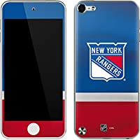 NHL New York Rangers iPod Touch (5th Gen&2012) Skin - New York Rangers Jersey Vinyl Decal Skin For Your iPod Touch (5th Gen&2012)