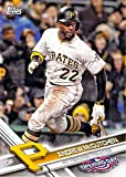 #2: 2017 Topps Opening Day #120 Andrew McCutchen Pittsburgh Pirates Baseball Card