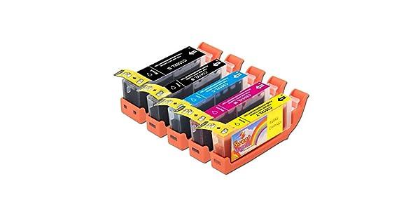 Amazon.com: Cartuchos de tinta comestibles para Canon CLI ...