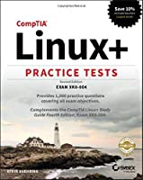 CompTIA Linux+ Practice Tests: Exam XK0-004, 2nd Edition Front Cover