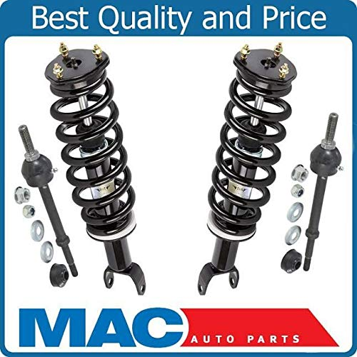 New Front Complete Struts Sway Bar Links for Dodge Ram 1500 4 Wheel Drive 09-14