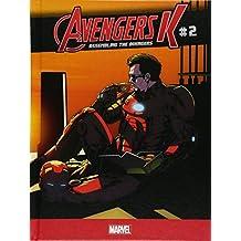 Avengers K Assembling the Avengers 2