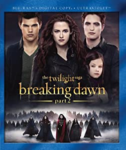 Cover Image for 'Twilight Saga: Breaking Dawn Part 2 [Blu-ray + Digital Copy + UltraViolet], The'
