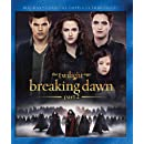 The Twilight Saga: Breaking Dawn - Part 2 [Blu-ray + Digital Copy + UltraViolet]