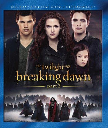 The Twilight Saga: Breaking Dawn - Part 2 [Blu-ray + Digital Copy + UltraViolet]