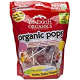 YumEarth YummyEarth - YumEarth Organic Lollipops, 8.5 Ounce Bag  (Pack of 2)