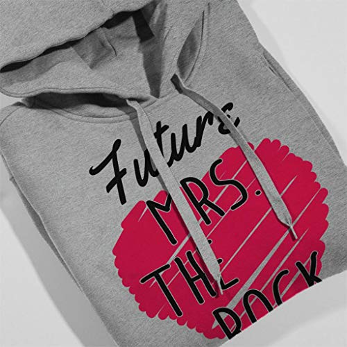 Mrs Mrs Mrs Women's The Hooded Sweatshirt Rock Future Heather Grey tqZd1wtn