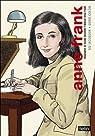 Anne Frank : biographie en BD par Colon