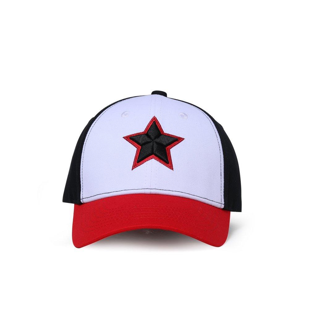 AJOG Hip Hop Gorra De Béisbol Ajustable Sombrero del Algodón ...