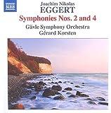 Eggert: Symphonies Nos. 2 & 4