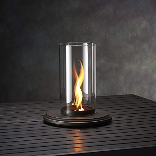 The Outdoor GreatRoom Company INT-EZ Venturi Fire Pit, Clear