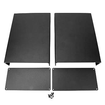 Caja de aluminio, tipo dividido Caja de aluminio para caja de ...