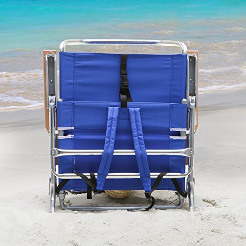 Rio Backpack Beach Chair with Cooler