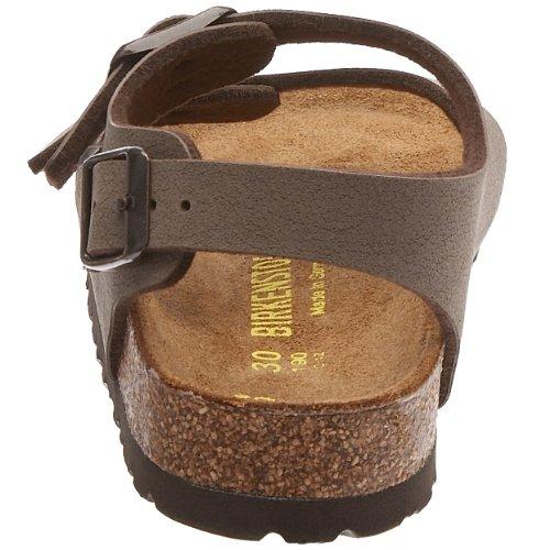 Birkenstock Roma Birko - Zapatos sin cordones Mocca Nubuk