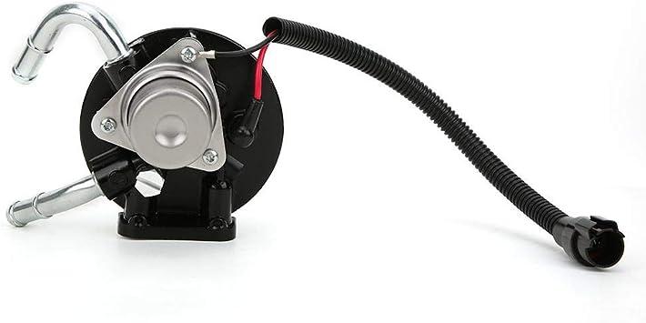 Terisass Fuel Filter 12645619 TP3018 12646512 Diesel Fuel Filter Primer Pump 12664429 P550517 12642623 Universal Fits for Chevrolet Duramax V8 66L 2004-2013 LB7 2005-2010 Slvilado 2500
