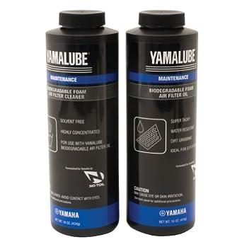 Aceite de filtro de aire de espuma de yamalube-bio-degradable ...