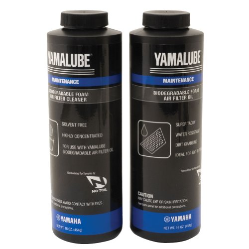 Yamalube Bio Degradable Foam Filter Cleaner 1Ktt