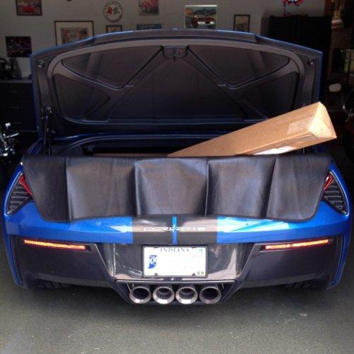 C7 Corvette Stingray Rear Bumper Apron Cover Fits: All 14 and Newer Corvette Stingrays