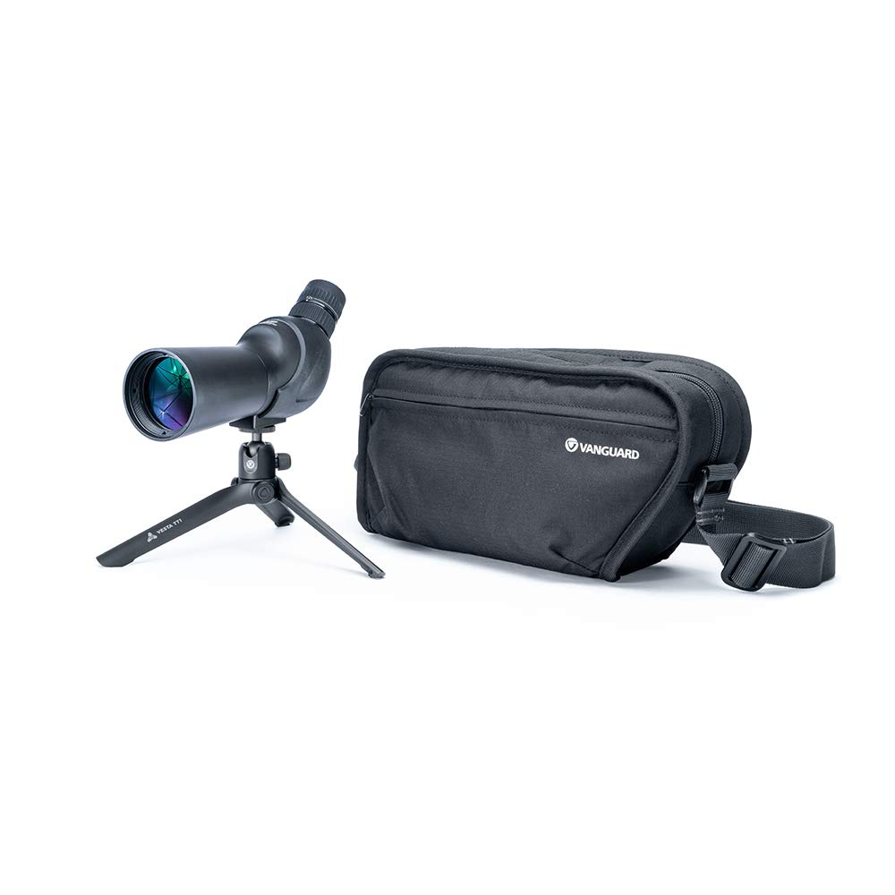 Vanguard Vesta Spotting Scope Kits Include Spotting Scope, Tabletop Tripod, and Padded Carrying Bag by Vanguard