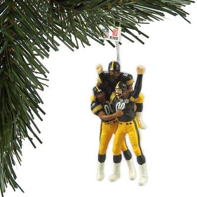 Pittsburgh Steelers Team Celebration Christmas Ornament - Amazon.com : Pittsburgh Steelers Team Celebration Christmas Ornament