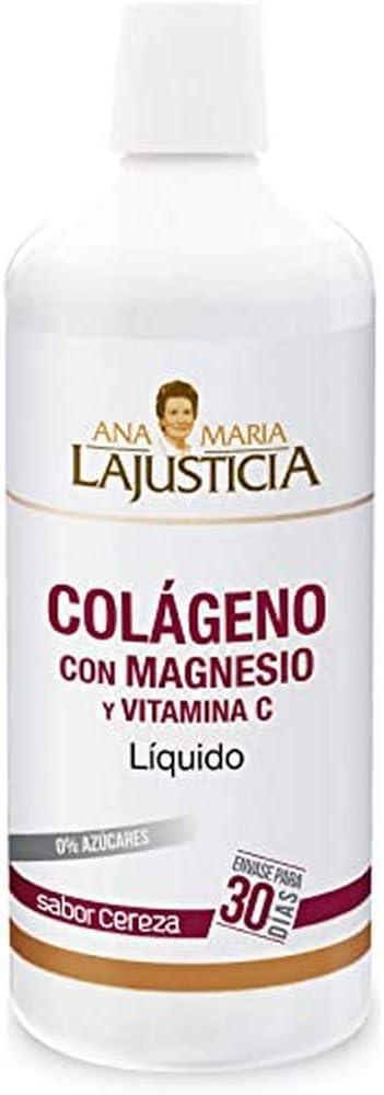 Ana Maria Lajusticia - Colágeno con magnesio y vitamina c – 1 ...