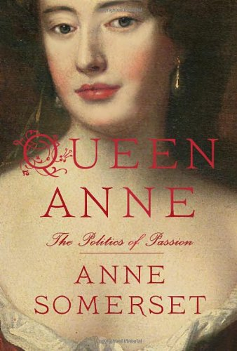Queen Anne Of England - 1