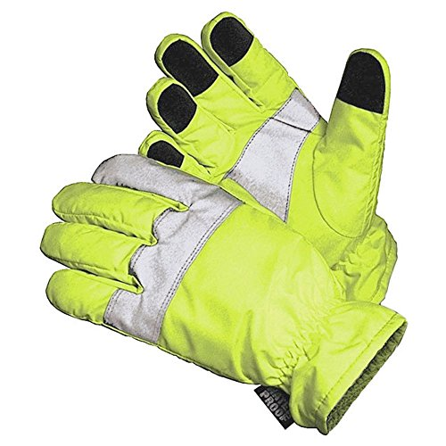 (Scotchlite Hi-Vis Traffic Control Thinsulate Reflective Work Glove (Small))