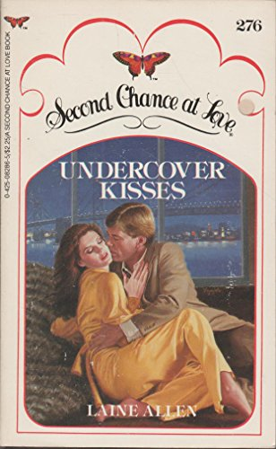 book cover of Undercover Kisses