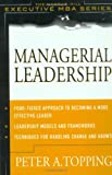 Managerial Leadership 9780071375238
