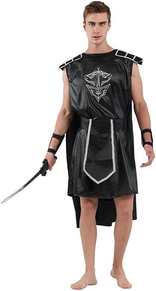 Wtter Disfraz De Guerrero Griego Romano para Hombre Adulto ...