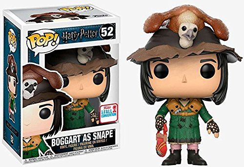Cheap Funko Pop! Harry Potter! Boggart as Snape Vinyl Figure 2017 Fall Convention Exclusive