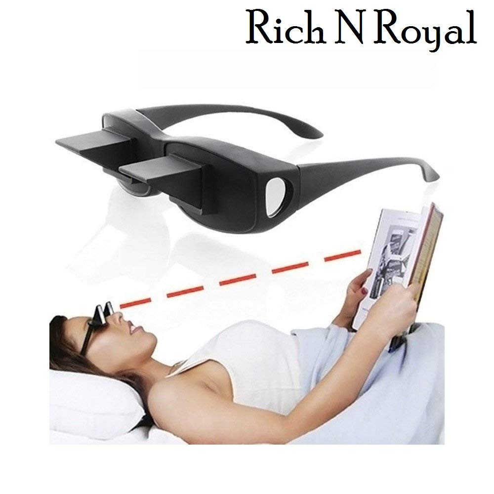 70f855e0baa Buyerzone rich royal lazy reader glasses for book reading watching black  health personal care jpg 1000x1000