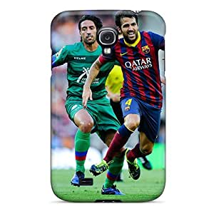 UJOip19742HazuV VariousCovers The Best Player Of Barcelona Francesc Fabregas Feeling Galaxy S4 On Your Style Birthday Gift Cover Case