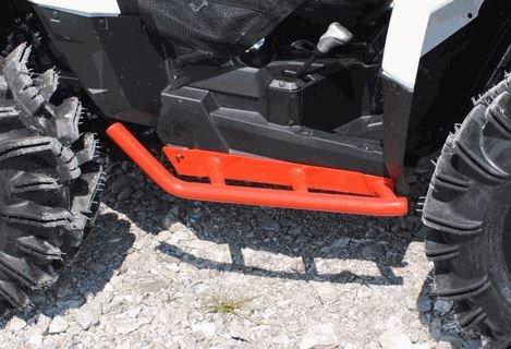 Super ATV Polaris ACE Wrinkle Black Nerf Bars NB-P-ACE-00