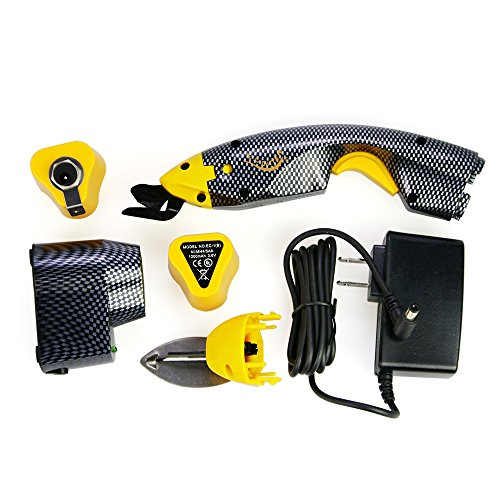 Bullkeys 3.6-Volt Taiwang Cordless Power/Electric - Cordless Power Scissors