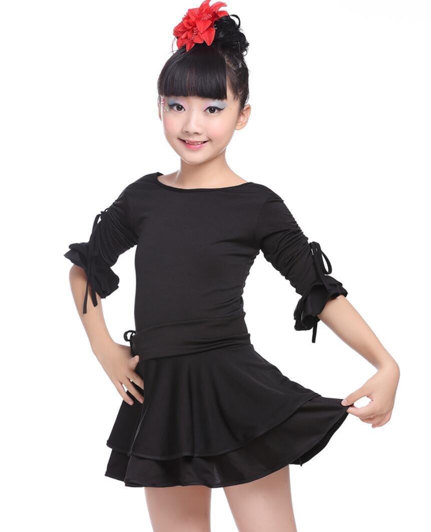 Children Latin dance costumes costumes costumes costumes