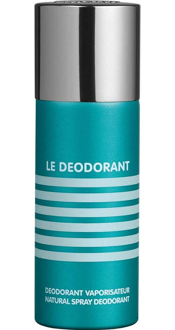 Jean Paul Gaultier Le Male homme/ men Deodorant, Vaporisateur/ Spray, 150 ml, 1er Pack, (1x 150 ml) GAU980 33359_-150ml
