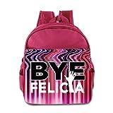 Bye Felicia Friday Kids School Backpack Bag