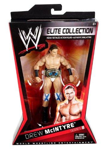 WWE Elite Collector Drew McIntyre Figure Series #8 by Mattel