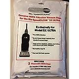 Bio SpeedCLEAN SX ULTRA HEPA Bags by Biotech Research