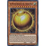 Yu-Gi-Oh! The Winged Dragon of Ra - Sphere Mode - CIBR-ENSE2 - Super Rare - Limited Edition - Circuit Break: Special Edition