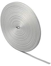 Schellenberg rolluikgordel 50 m grijs