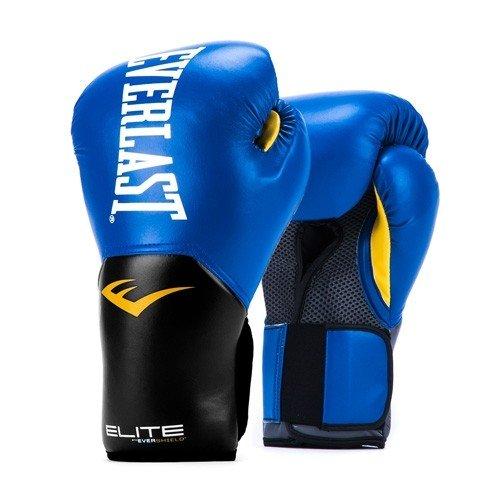 NEW Everlast Pro Style Elite Training Gloves (Oz Everlast 14 Boxing Gloves)